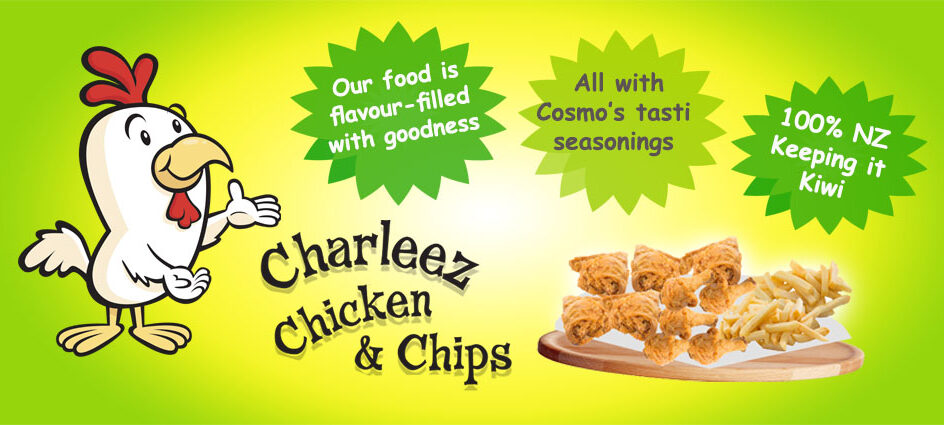 Charleez Chicken & Chips System