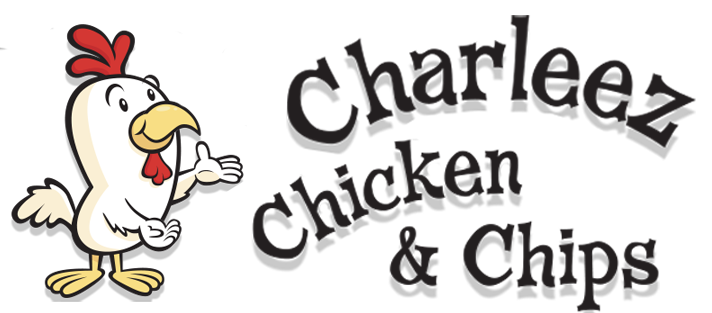 Charleez Chicken & Chips Company Logo